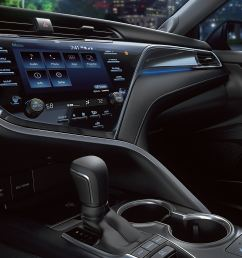 2019 toyota camry center console [ 2880 x 1620 Pixel ]