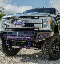 2018 ford f 350 platinum dually purple accents customer build [ 1500 x 1000 Pixel ]