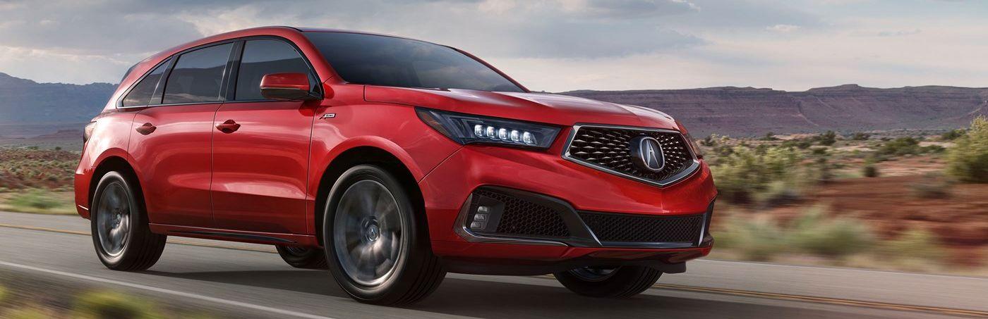 2019 Acura MDX Leasing near Smyrna DE  Price Acura