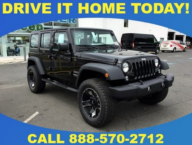 Lifted Jeep Wranglers For Sale In New Jersey Cherry Hill Cdjr