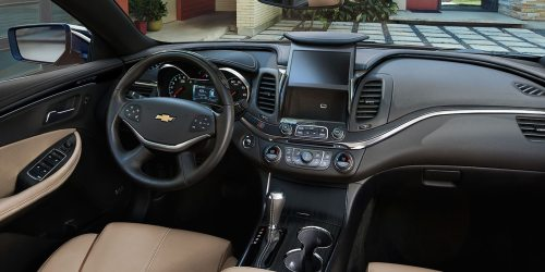 small resolution of interior of the 2019 chevrolet impala