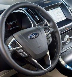 2019 ford edge cockpit [ 1440 x 776 Pixel ]
