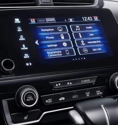you ll love using the cr v s touchscreen  [ 1400 x 585 Pixel ]