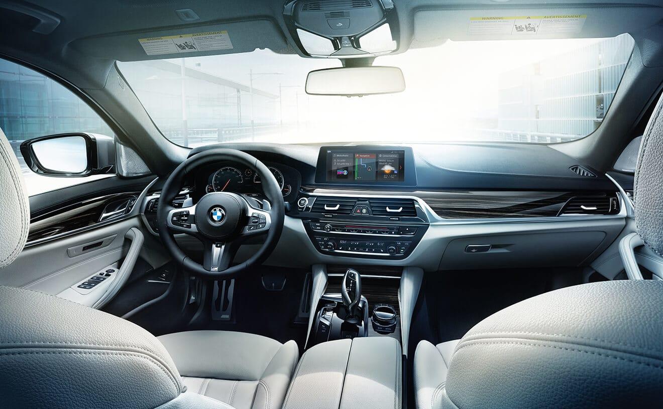 hight resolution of 2019 bmw 5 series interior