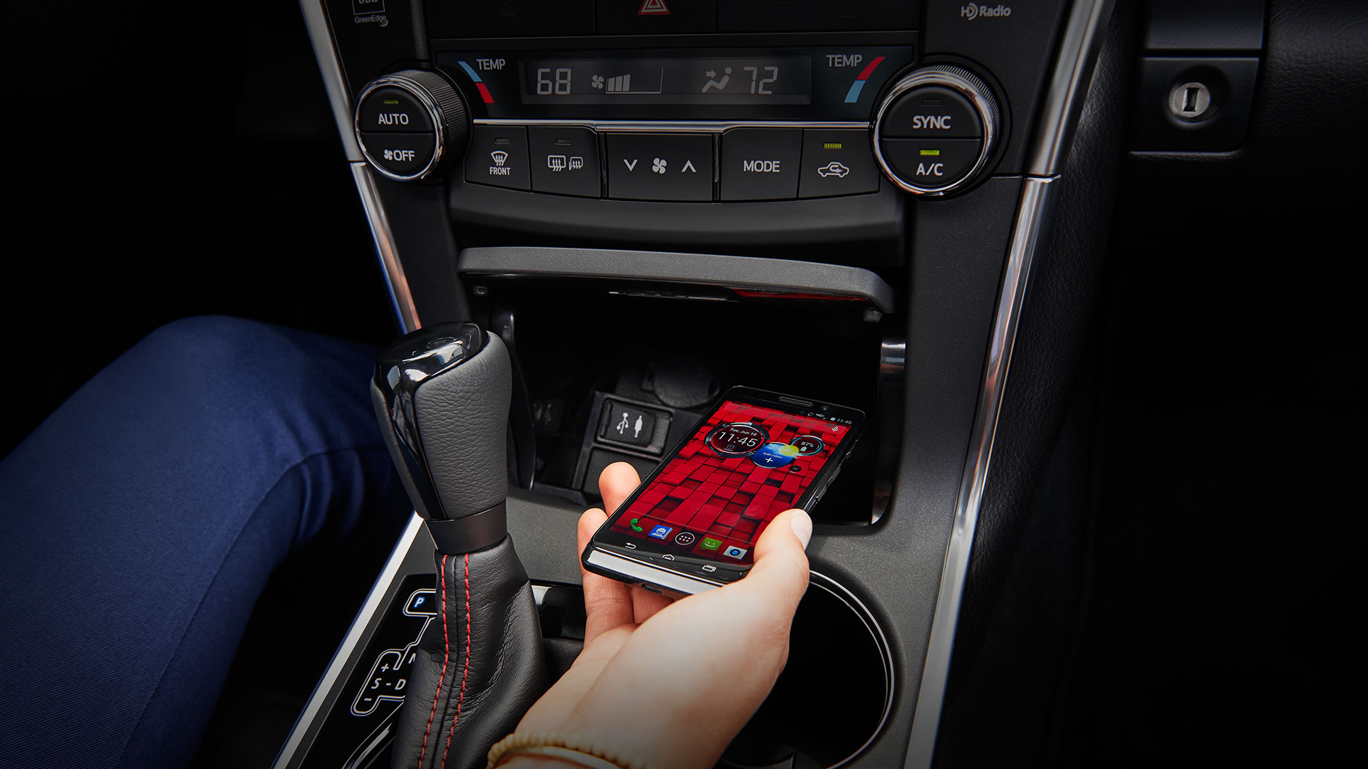 interior all new camry 2016 suspensi grand avanza 2017 toyota for lease in akron oh summit