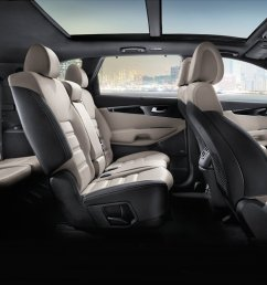 kia sorento with optional 7 passenger seating [ 1280 x 791 Pixel ]