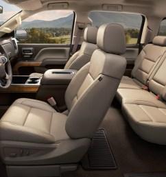 2016 silverado 1500 interior [ 1600 x 900 Pixel ]
