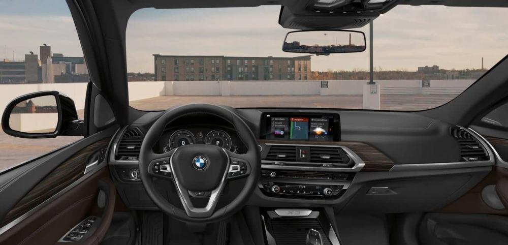 medium resolution of 2019 bmw x3 interior