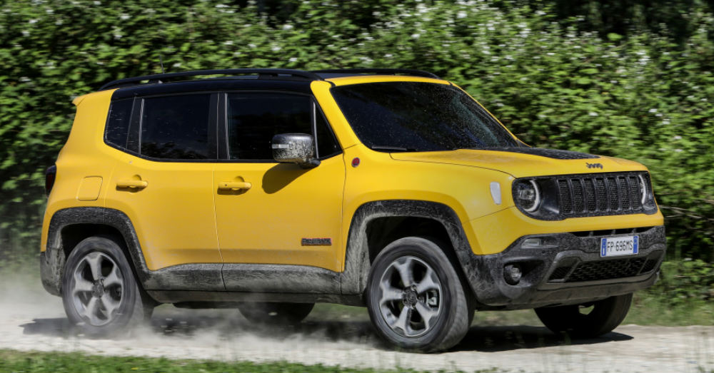Improvements Made To The 2019 Jeep Renegade Dealer Inspiration