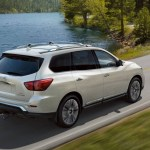 2020 Nissan Pathfinder Towing Capacity Engines Payload Cargo Space
