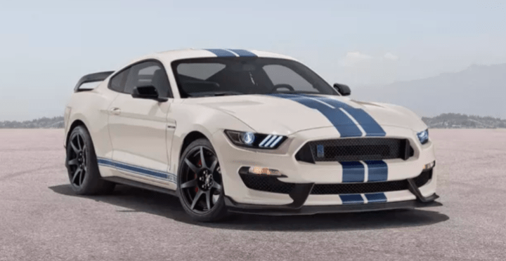 2020 Ford Mustang GT350 Heritage Edition