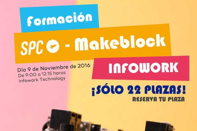 infowork- spc formacion makeablock