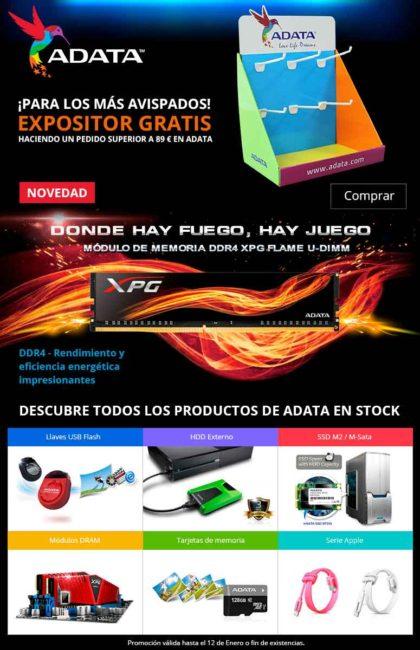 promocion Adata en dealermarket