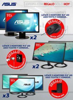 promocion monitores asus