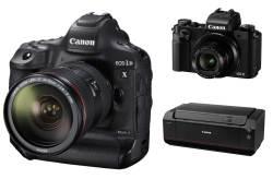 Seis diseños de Canon han sido galardonados este año con los iF Design Awards