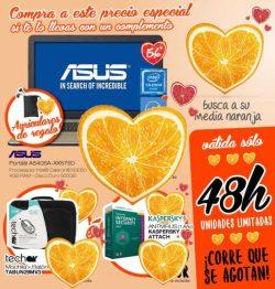 ofertas san valentin en infowork