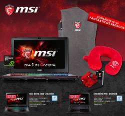 portatil MSI gaming