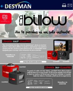 billow 360 camera