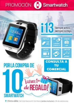 comprar smart swatch barato
