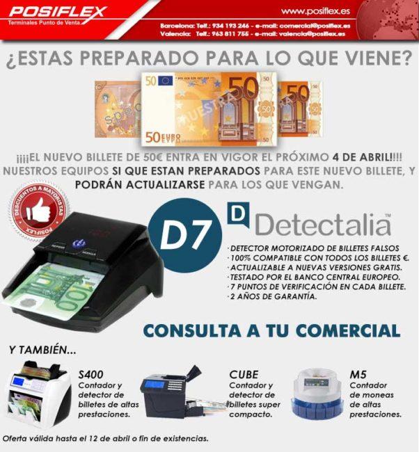 comprar detector billetes falsos