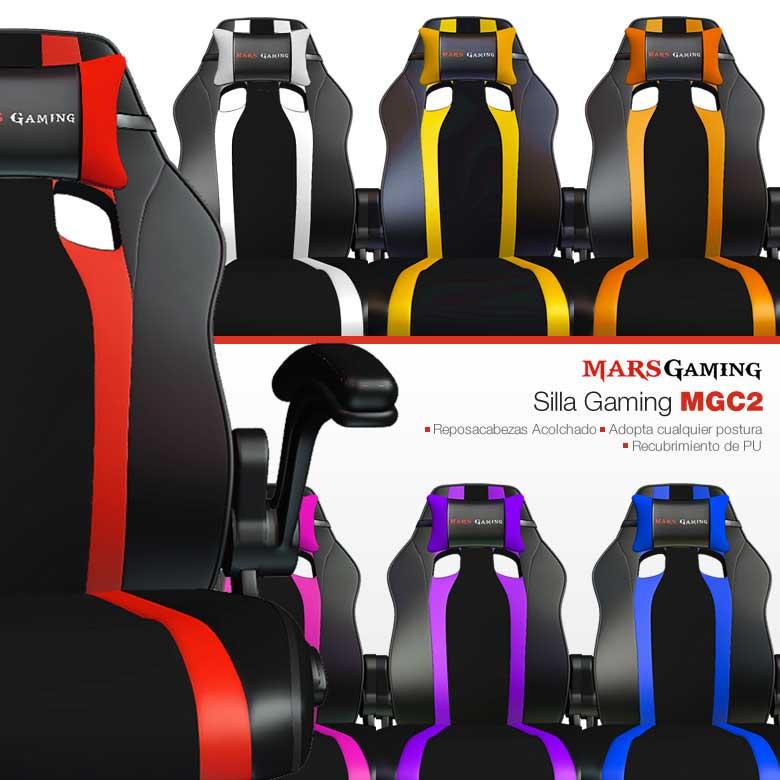 precio silla mars gaming