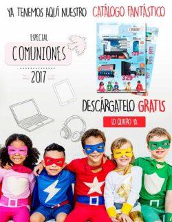 regalos comuniones 2017