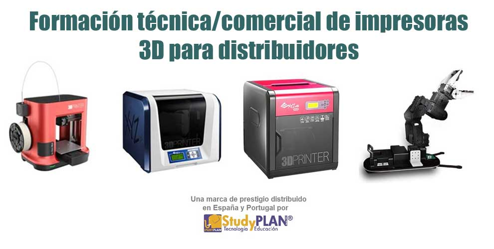 curso formacion xyz printing impresoras 3d