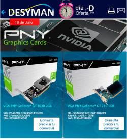 precio PNY graphic card