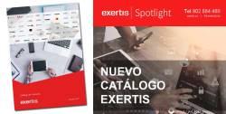nuevo catalogo exertis