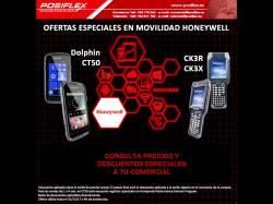precio terminal portatil honeywell