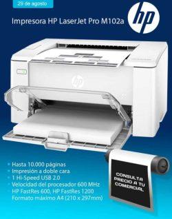 precio especial HP laserjet
