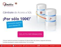 migrar microsoft access a sql