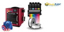 Presentado en Madrid la Primera impresora 3D de color del mundo