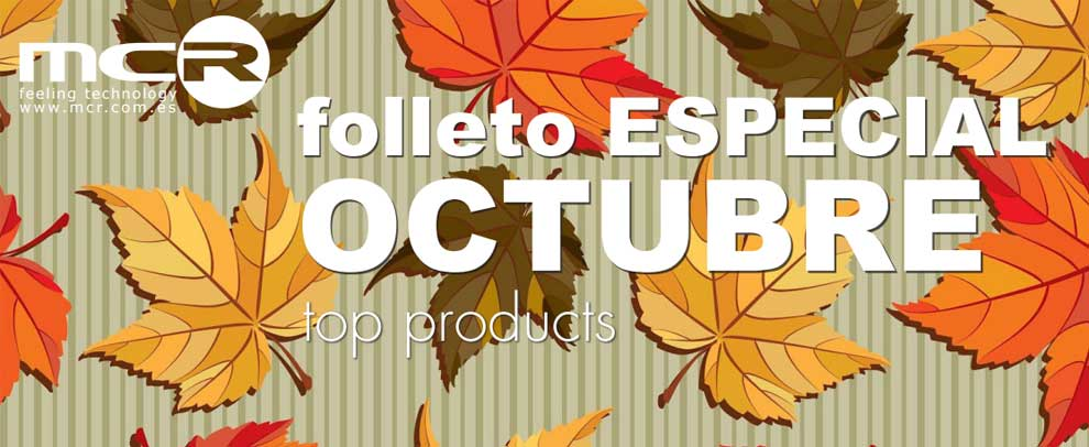 MCR folleto especial top products octubre