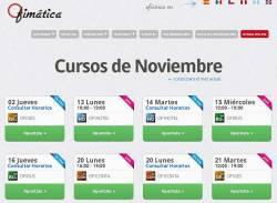 ofimatica cursos noviembre