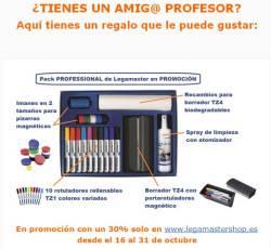 comprar pack professional legamaster