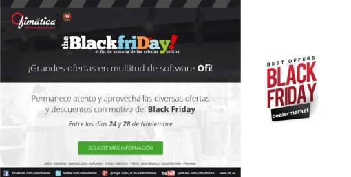 Black Friday en Ofimática
