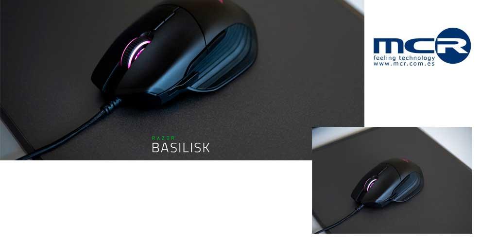 Razer apunta al mercado FPS con el ratón Basilisk