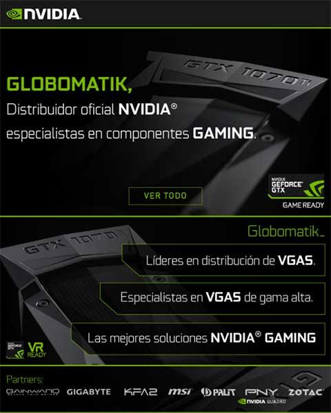 globomatik especialista en gaming