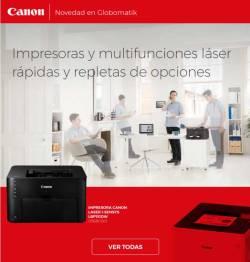 impresoras y multifuncionales canon