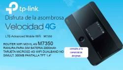 router 4g precio