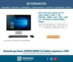 comprar All in One Acer Aspire Z3-711