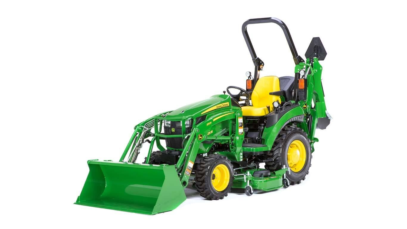 hight resolution of new 2025r compact utility tractor