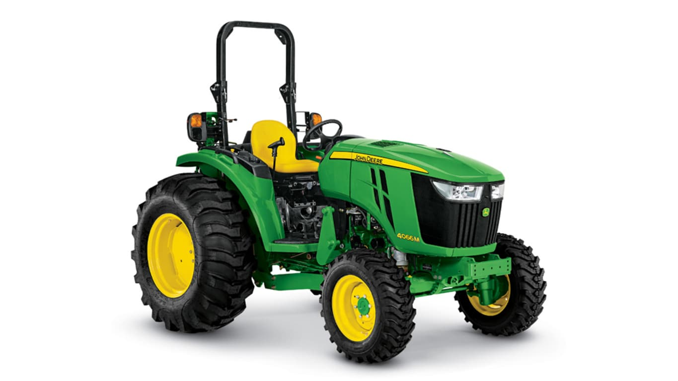 hight resolution of new 4066m compact utility tractor