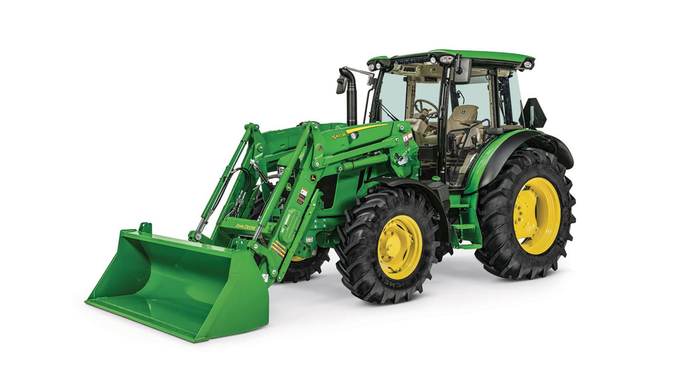 hight resolution of new 5090r tractor 5r series
