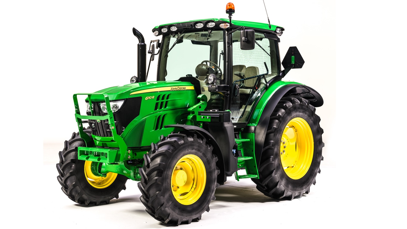 hight resolution of new 6110r utility tractor