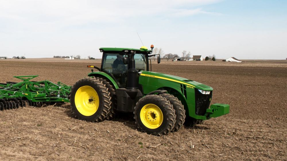 medium resolution of new 8370r tractor