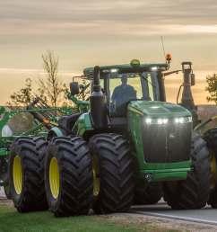 new 9420r tractor [ 1366 x 768 Pixel ]