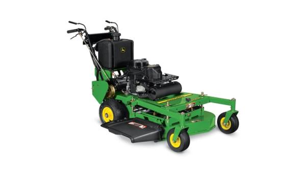 commercial walk- mowers