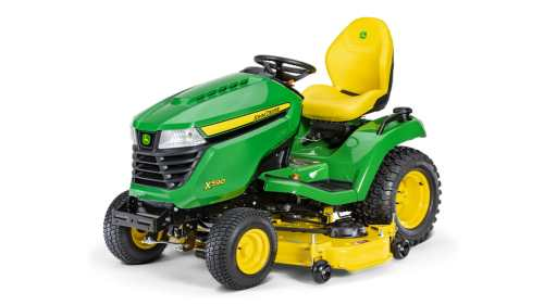 small resolution of new x590 lawn tractor with 54 in deck
